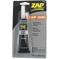 Zap-A-Gap Goo 1oz Tube PT12