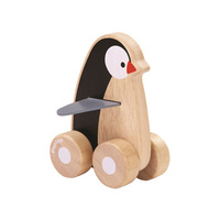 Plan Toys - Penguin Wheelie
