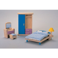 Plan Toys - Bedroom Furniture - Neo 5pcs