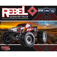 Redback 1/10 Rebel 2WD Brushed 2.4GHz