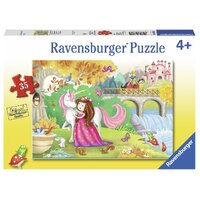 Ravensburger - 35pc Afternoon Away Jigsaw Puzzle 08624-5