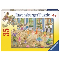 Ravensburger - 35pc Ballet Lesson Jigsaw Puzzle 08779-2