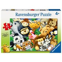Ravensburger - 35pc Softies Jigsaw Puzzle 08794-5