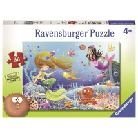 Ravensburger - 60pc Mermaid Tales Jigsaw Puzzle 09638-1