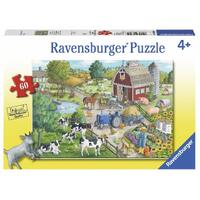 Ravensburger - 60pc Home on the Range Jigsaw Puzzle 09640-4