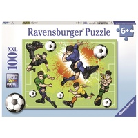 Ravensburger - 100pc Soccer Fever Jigsaw Puzzle 10693-6
