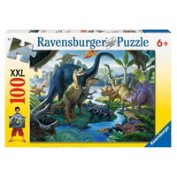 Ravensburger - 100pc Land of the Giants Jigsaw Puzzle 10740-7