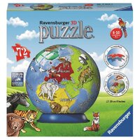 Ravensburger - 72pc Children's Globe ball Jigsaw Puzzle 11840-3