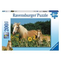 Ravensburger - 200pc Horse Happiness Jigsaw Puzzle 12628-6