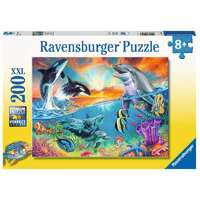 Ravensburger - 200pc Ocean Wildlife Jigsaw Puzzle