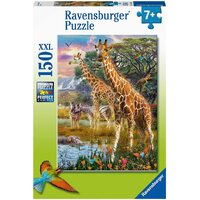 Ravensburger - 150pc Giraffes in Africa Jigsaw Puzzle