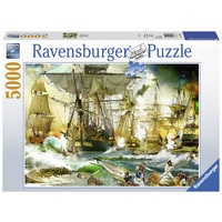 Ravensburger - 5000pc Battle on High Sea Jigsaw Puzzle 13969-9