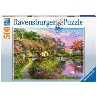 Ravensburger - 500pc Country House Jigsaw Puzzle