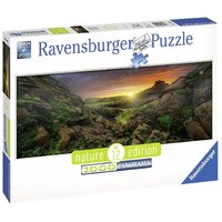 Ravensburger - 1000pc Sun over Iceland Jigsaw Puzzle 15094-6
