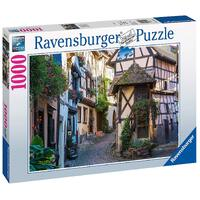 Ravensburger - 1000pc French Moments in Alsace Jigsaw Puzzle 15257-5