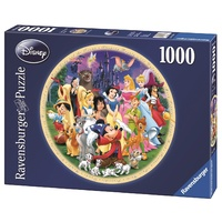 Ravensburger - 1000pc Disney Wonderful World Jigsaw Puzzle 15784-6