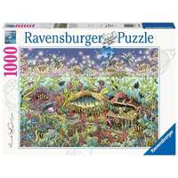 Ravensburger - 1000pc Underwater Kingdom at Dusk Jigsaw Puzzle