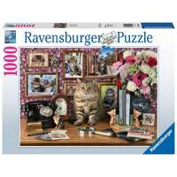 Ravensburger - 1000pc My Cute Kitty Jigsaw Puzzle