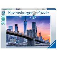 Ravensburger - 2000pc New York Skyline Jigsaw Puzzle