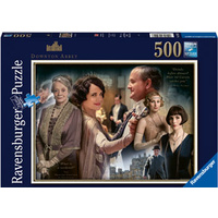Ravensburger - 500pc Downton Abbey Jigsaw Puzzle