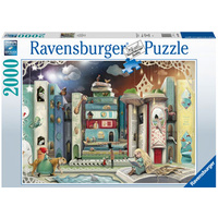 Ravensburger - 2000pc Novel Avenue Jigsaw Puzzle