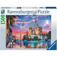 Ravensburger - 1500pc Moscow Jigsaw Puzzle
