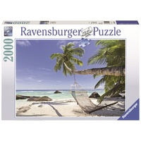 Ravensburger - 2000pc Beach in Maldives Jigsaw Puzzle 16699-2