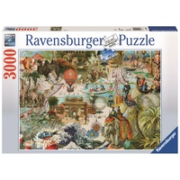 Ravensburger - 3000pc Oceania Jigsaw Puzzle 17068-5