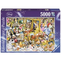 Ravensburger - 5000pc Disney Favourite Friends Jigsaw Puzzle 17432-4