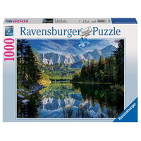 Ravensburger - 1000pc Most Majestic Mountains Jigsaw Puzzle 19367-7