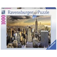 Ravensburger - 1000pc Grand New York Jigsaw Puzzle 19712-5