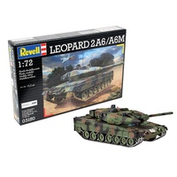 Revell 1/72 Leopard 2 A6M