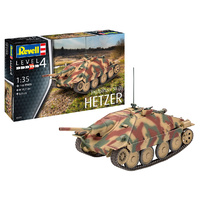 Revell 1/35 Jagdpanzer 38t - 03272 Plastic Model Kit