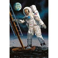 Revell 1/8 Astronaut on the Moon