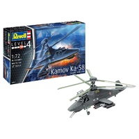 Revell 1/72 Kamov Ka-58 Stealth - 03889 Plastic Model Kit
