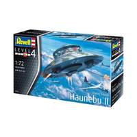 Revell 1/72 Flying Saucer Haunebu - 03903 Plastic Model Kit