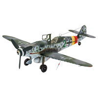 Revell 1/48 Messerschmitt BF 109 G-10 - 03958 Plastic Model Kit