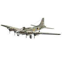Revell 1/72 B-17F Memphis Belle - 04279 Plastic Model Kit