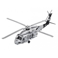 Revell 1/100 SH-60 Navy Helicopter - 04955 Plastic Model Kit