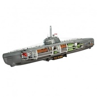 Revell 1/144 U-Boat Type XXI with Interior - 05078 Plastic Model Kit