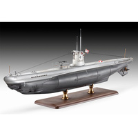 Revell 1/144 German Submarine Type IIB (1943) - 05155 Plastic Model Kit