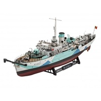 Revell 1/144 Flower Class Corvette HMS Buttercup - 05158 Plastic Model Kit