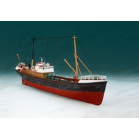 Revell 1/142 Northsea Fishing Trawler - 05204 Plastic Model Kit