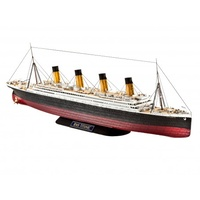 Revell 1/700 R.M.S Titanic - 05210 Plastic Model Kit
