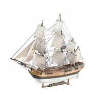 Revell 1/110 H.M.S Bounty - 05404 Plastic Model Kit
