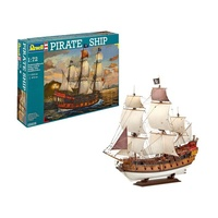 Revell 1/72 Pirate Ship - 05605 Plastic Model Kit