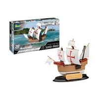 Revell 1/350 Santa Maria - 05660 Plastic Model Kit
