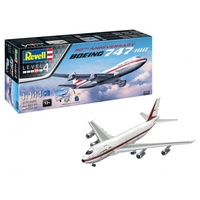 Revell 1/144 Gift Pack Boeing 747-100 Plane 50th Anniversary - 05686 Plastic Model Kit