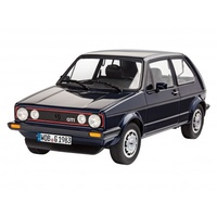 Revell 1/24 35 Years VW Golf 1 GTI Pirelli - 05694 Plastic Model Kit