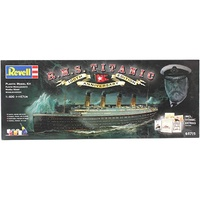 "Revell 1/400 ""100thGift Pack  Anniversary Titanic"" (Special Edition) - 05715 Plastic Model Kit"